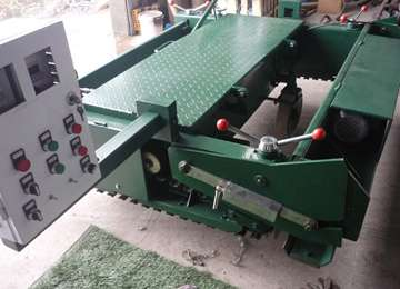 TPJ-2.5 2500mm Electrical rubber Paver Machine for runway