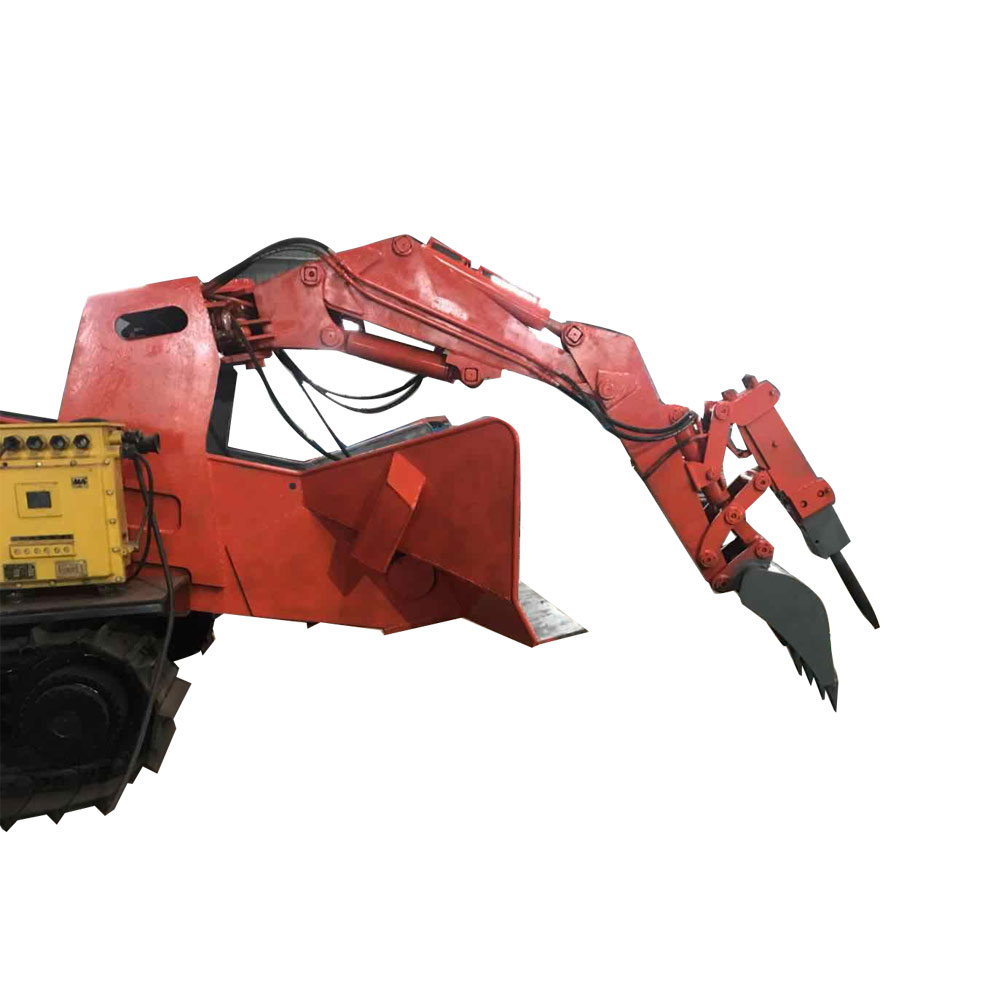 ZWY-180/79L Crawler Mucking Loader For Mining Use
