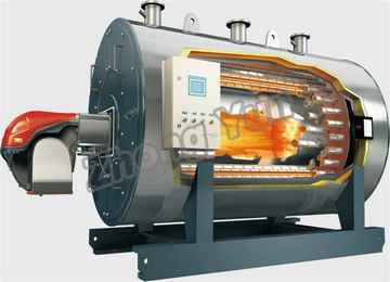 Organic Heat Carrier Boiler